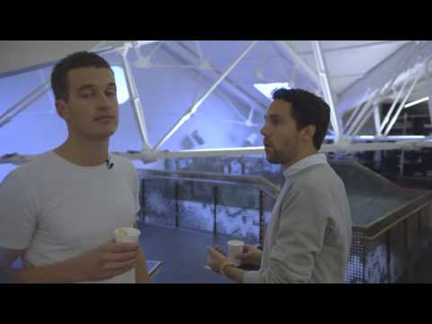 Camiel de Lange van Ace & Tate   Op pad met Philip