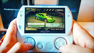 Need For Speed Most Wanted 5-1-0 Gameplay - PSP Go 2019