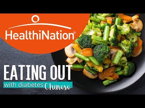 7 Tips to Eat Healthier at Chinese Restaurants | Eating Out with Diabetes | HealthiNation
