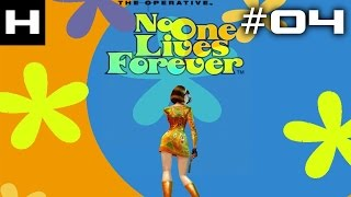 No One Lives Forever Walkthrough Part 04 [PC]