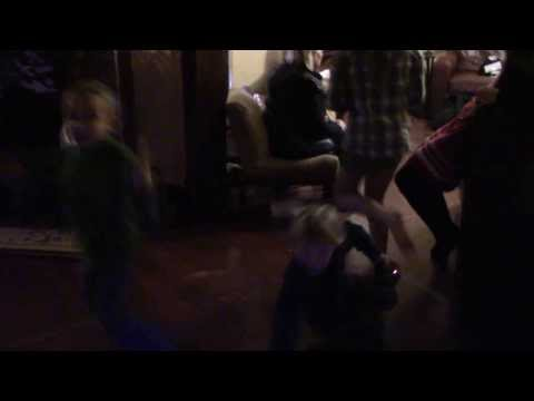 Christmas Eve  -  Playing with Remote Control Cars  -  Clip 9  -  Tuesday December 24, 2013