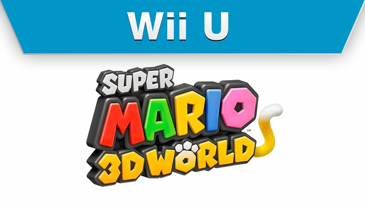 wii u - super mario 3d world e3 trailer - youtube
