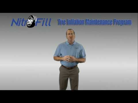 NitroFill Tire Inflation Maintenance Program #1