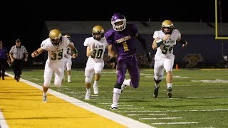 Taylorville stays undefeated in 54-17 win over Mattoon