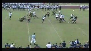 Gulf Coast High School - Sebastian Zuluaga Highlight Video