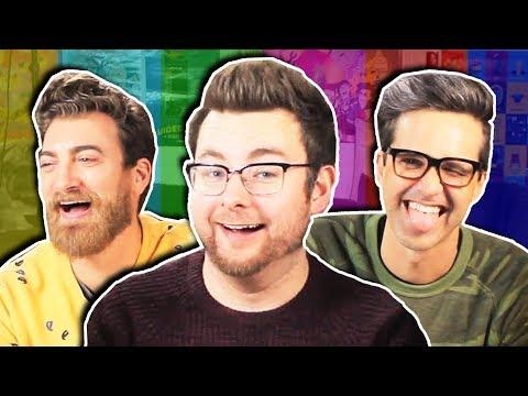 REAL FAKE NEWS (feat. Rhett & Link) #CONTENT