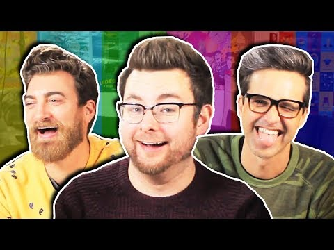 Real Fake News (feat. Rhett & Link) #CONTENT