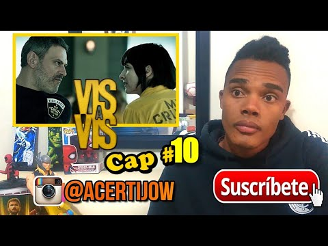 Vis A Vis Temporada 2 Capítulo 10 Reacción Youtube