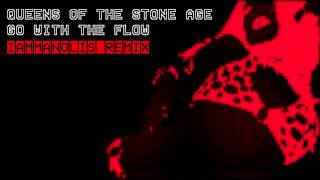 Queens of the Stone Age - Go with the Flow (iamMANOLIS Remix) - 80