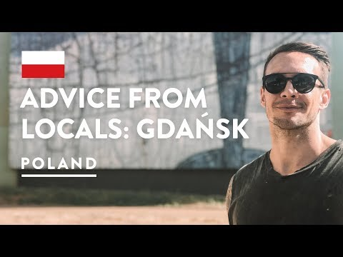 LOCAL TIPS: GDANSK, POLAND | Things to do Gdańsk City | Poland Travel Vlog 2018