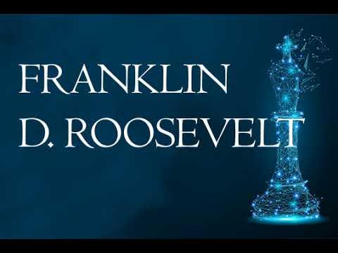 Franklin D Roosevelt ,Person Politics