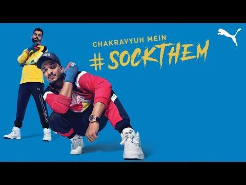 DIVINE - Sock Them | Virat Kohli | PUMA India (Prod. by Karan Kanchan)