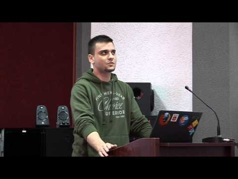 Petrit Augustini - BarCamp Prizren #10
