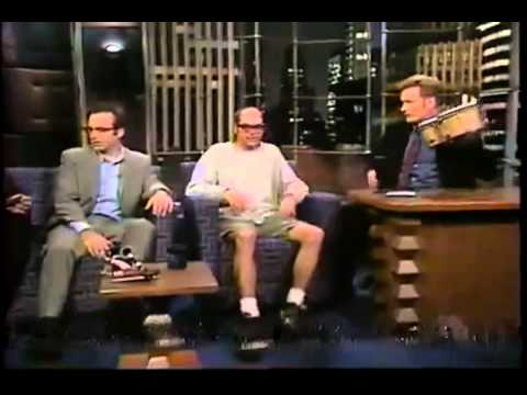 Conan O'Brien 'David Cross and Bob Odenkirk! 9/18/97