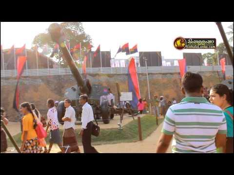 Deyata kirula exhibition 2014 kuliyapitiya   Sri lanka Army