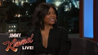 Taraji P. Henson on Her Engagement and Wedding Plans