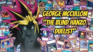 George McCullom; The First Offical Legally Blind Yugioh Player!