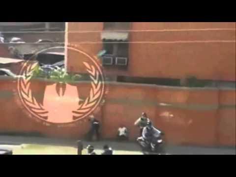 Anonymous: Venezuela PR (Global Conflicts)