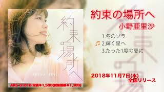 この世界は美しく切ない。 小野亜里沙が贈る珠玉のバラード3曲を収録! ...