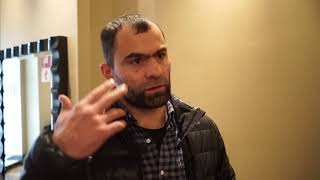 Рахим Чахкиев о поражениях от Власова, Влодарчика и Афолаби