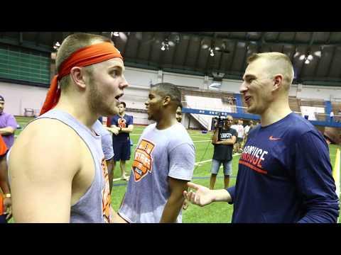 Syracuse Uplifting Athletes Orange Circle Award