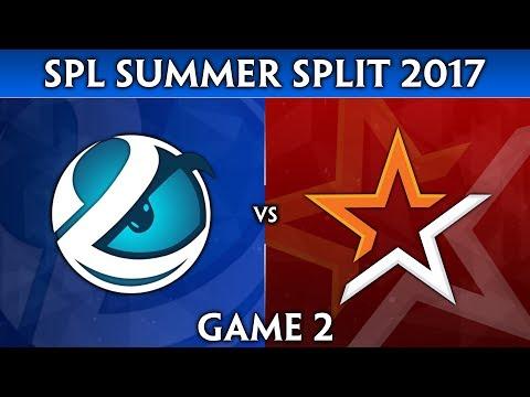 SMITE Pro League Summer Split 2017 (NA) - Luminosity vs. Team Allegiance (Game 2)