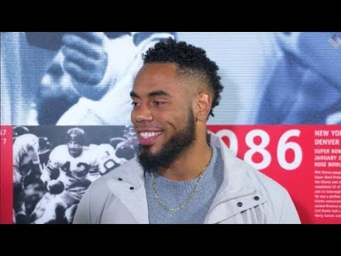 Rashad Jennings Announces His Retirement As a Giant!!
