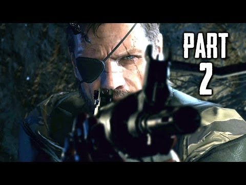 Metal Gear Solid 5 Ground Zeroes Gameplay Walkthrough Part 2 - Big Boss (MGS5)