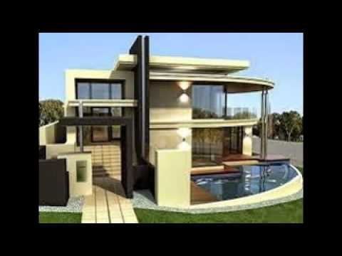 Modern Home Design Pictures YouTube