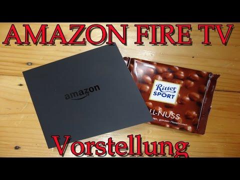 """""""AMAZON FIRE TV"""" -Vorstellung + Tipps"""