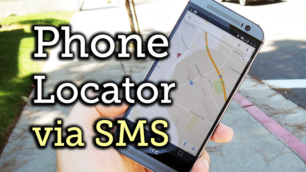 mobile phone tracking text messages