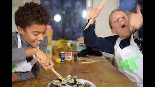 Vegetarische Sushi - Chef Het Samen #6