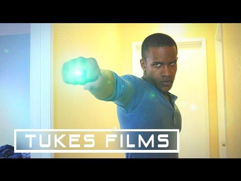 Green Lantern Awakening [ Live action FX short ]