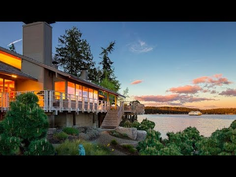 Bill Gates Newest House 2018 Its Worth Of 250 Million Dollars