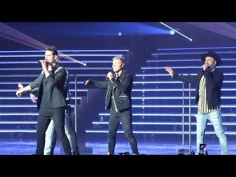 Backstreet Boys - 'Don't Go Breaking My Heart' - Zappos Theater - Las Vegas, NV - 11/2/18