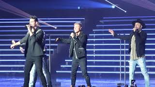 Backstreet Boys - 'Don't Go Breaking My Heart' - Zappos Theater - Las Vegas, NV - 11/2/18
