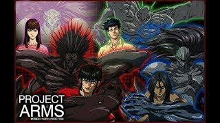Project Arms Eng Dub Ep 27-39