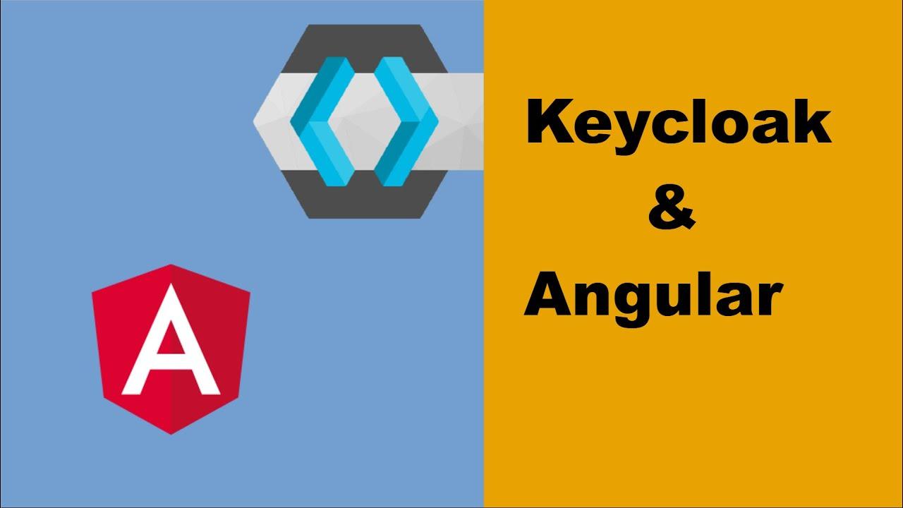 Keycloak Angular Tutorial - Crashkurs