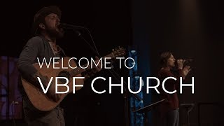 Welcome to VBF Church