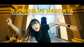 Gambar cover Happy Asmara - Ojo Goblok Mencinta (Official Music Video ANEKA SAFARI)