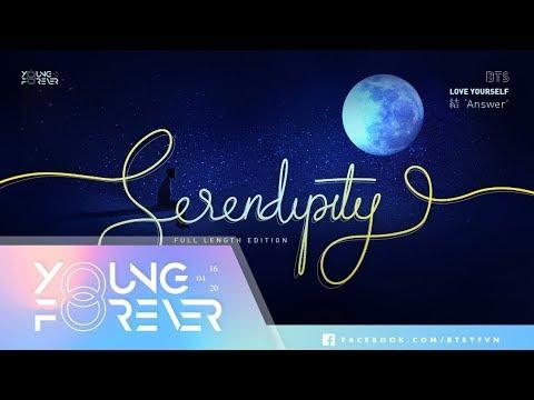 [VIETSUB + ENGSUB] BTS (방탄소년단) - Serendipity (Full Length Edition)