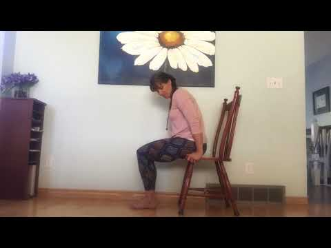 Chair Yoga: Core Work