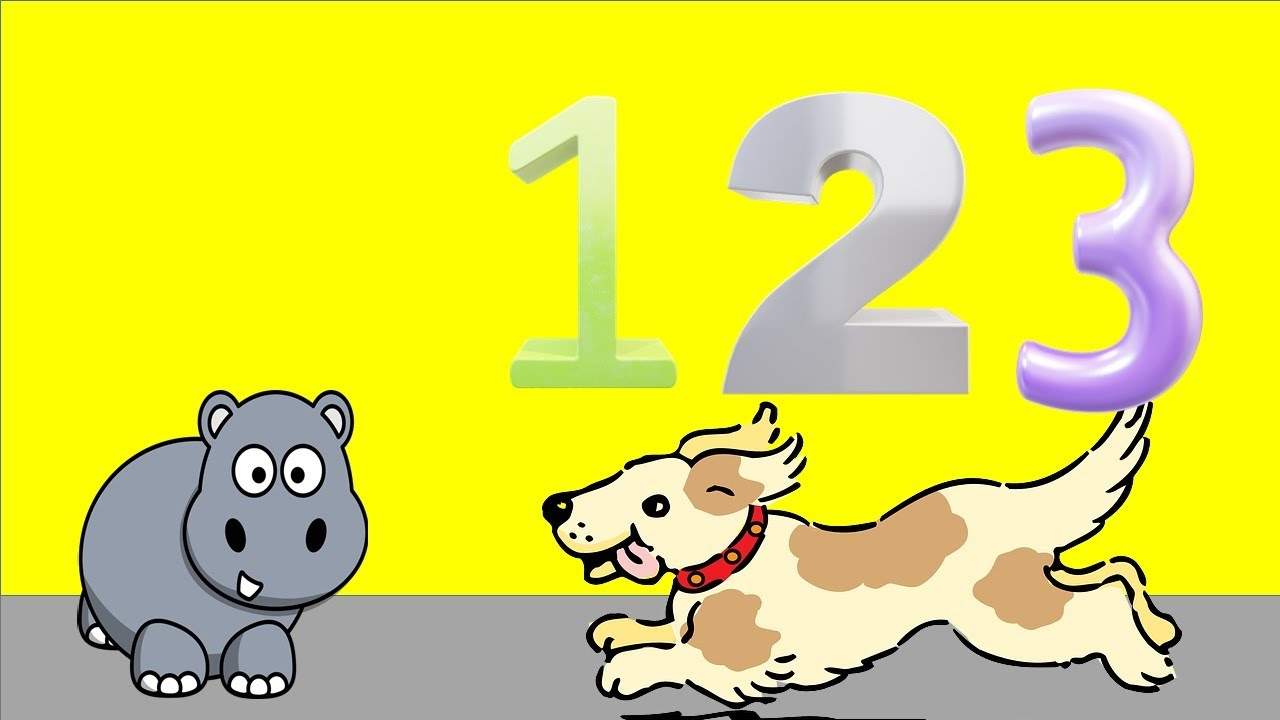 123  numbers| 123 numbers song| 123 numbers for kids|123 numbers name|Number song|Sania's  buttercup