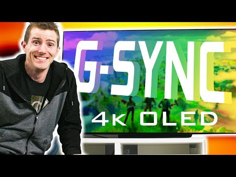 Gaming Bliss - G-SYNC on LG OLED TVs!!!