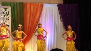 Rotary club dance