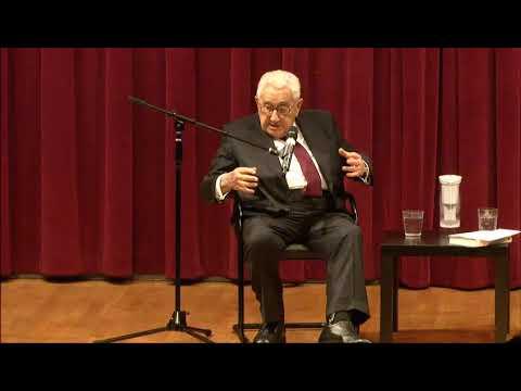 Henry Kissinger | World Order