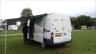 Van Tour - Ford Transit (Stan the Van)