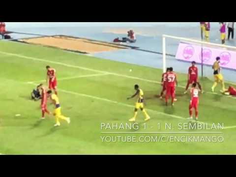 Piala Malaysia 2017, Pahang 2 - 2 Negeri Sembilan