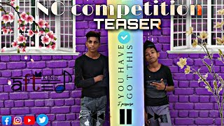 NO COMPETITION TEASER | jass manak ft. BAAKR| VIDEO COVER BY -  AFT KING