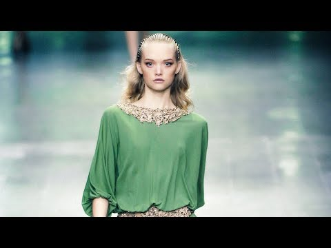 Gemma Ward|RUNWAY COLLECTION